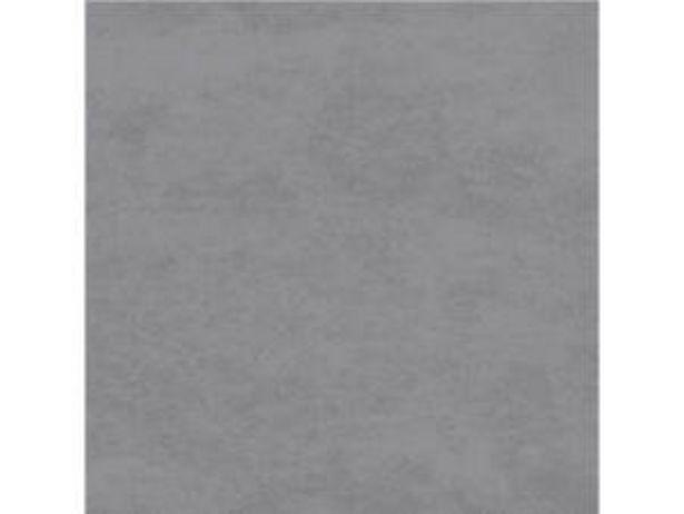Carrelage de sol Nuvola 45x45cm gris offre à 5,25€