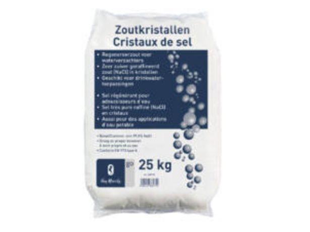 Van Marcke go Sel régénérant pour adoucisseurs d'eau 25kg offre à 6,99€