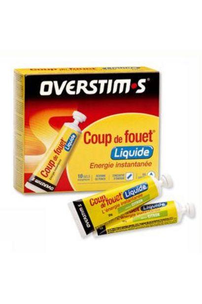 Overstim's Gels Coup De Fouet Fruits Rouges Liq offre à 2,6€