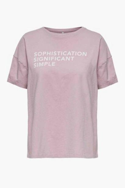 T-shirt - rose offre à 9,99€