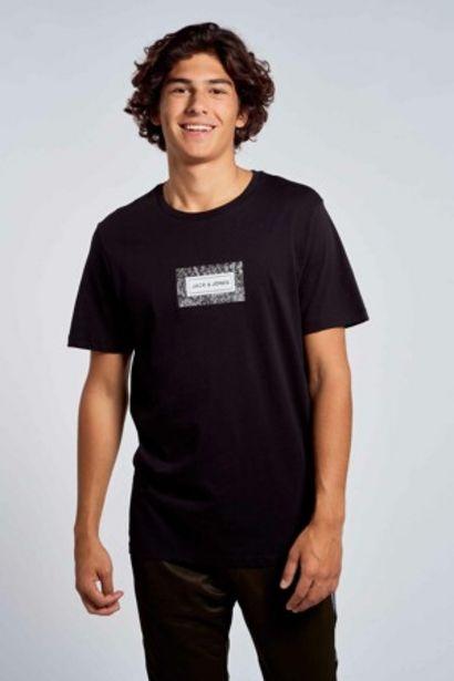 T-shirt - noir offre à 7,49€