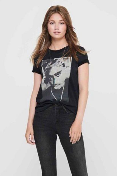 T-shirt - noir offre à 12,49€