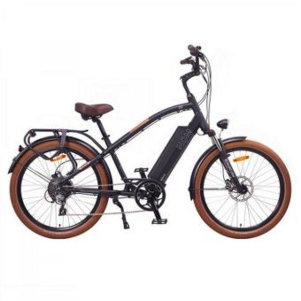 """Ncm - Vélo Vélo électrique NCM Miami Cruiser 26"""" Noir Mat offre à 1479€"""