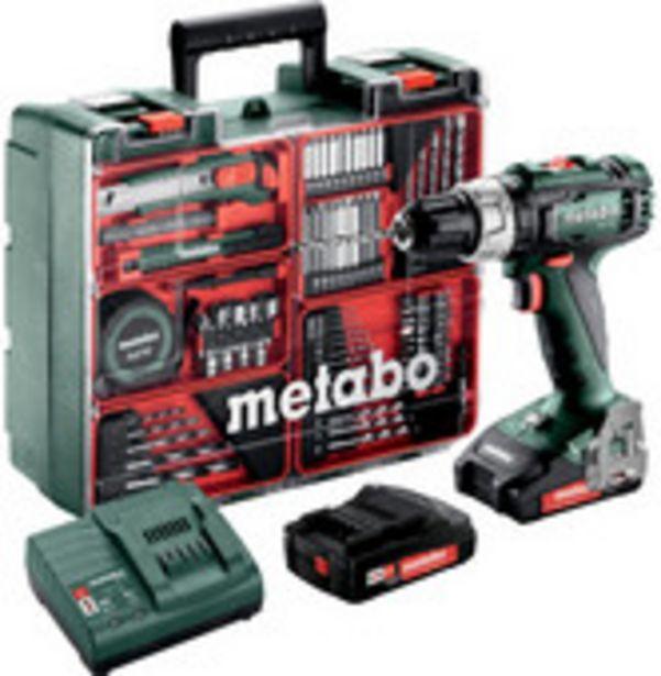 Metabo SB 18 L Mobile offre à 193,99€
