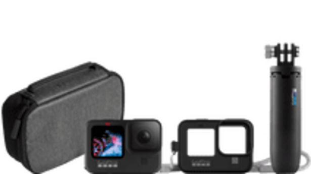 GoPro HERO 9 Black - Kit de voyage offre à 470,97€