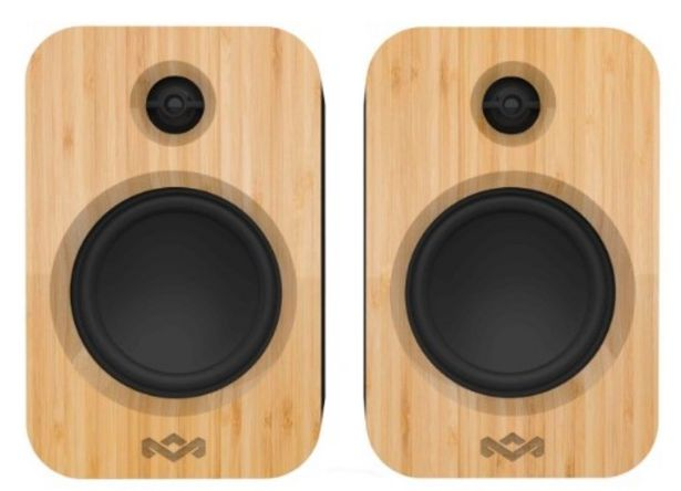 Enceinte Bluetooth Get Together Duo - Bois offre à 399€