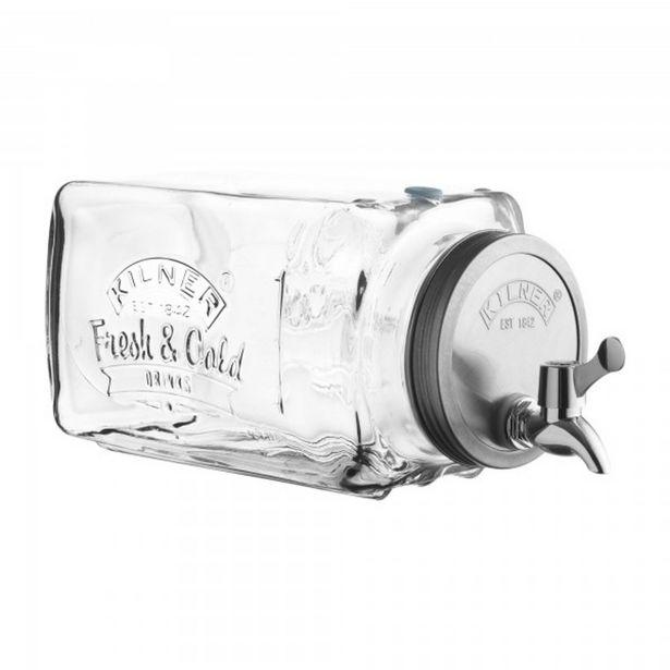 Distributeur de boisson pour frigo - 3L offre à 32,5€