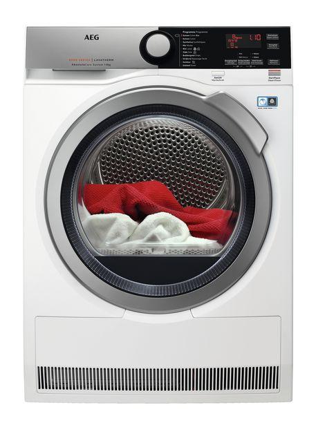 Sèche-linge T8DEE84PS AbsoluteCare offre à 699€
