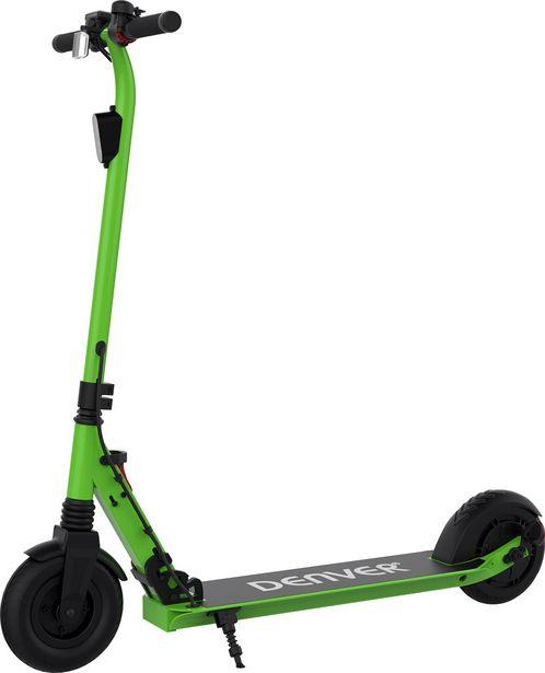 Trottinette électrique SCO-80130 Vert offre à 299,95€