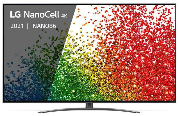 TV LED 4K 55NANO866PA Nanocell (2021) - 55 pouces offre à 1049€