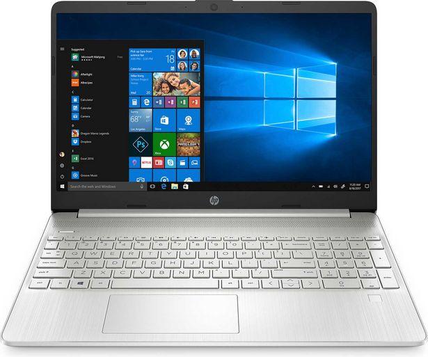 Laptop 15s-FQ2045NB Natural Silver offre à 699€