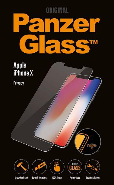 Privacy pour iPhone X - PZ2622P offre à 26,95€
