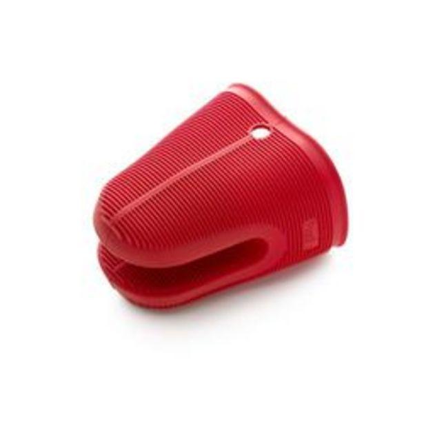 Gant de cuisine - Silicone - Rouge offre à 15,95€