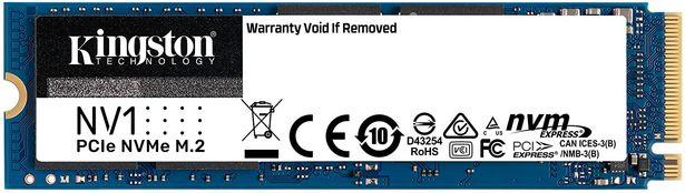 NV1 - 500 Go - M.2 PCIe offre à 61,9€