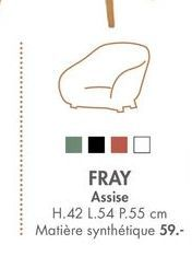 FRAY Assise offre à 59€