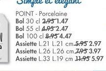 POINT Porcelaine offre à 2,47€