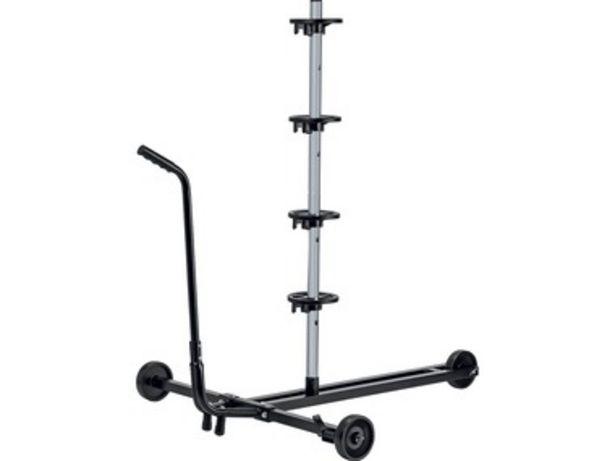 ULTIMATE SPEED® Porte-pneus mobile offre à 39,99€