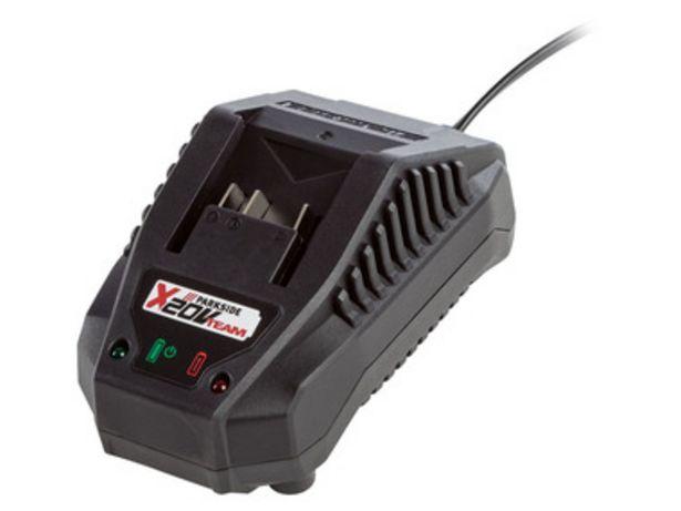 PARKSIDE® Chargeur »PLG 20 A1«, temps de charge de 60min, avec témoin de charge offre à 7,99€