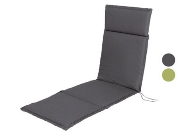 FLORABEST® Coussin de chaise longue, 167 x 50 cm offre à 14,99€