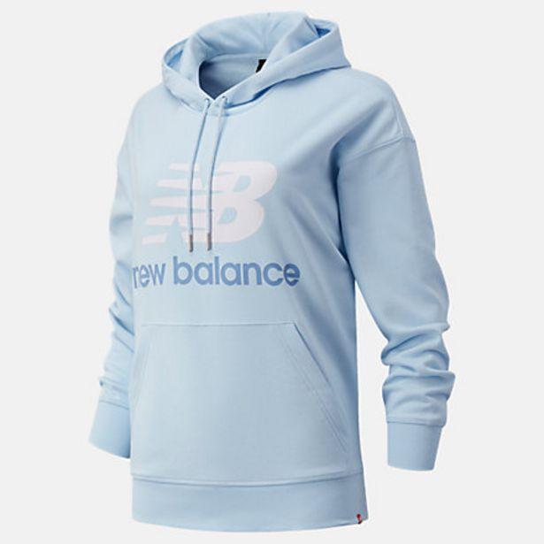 Sweats à capuche NB Essentials Stacked Logo Oversized offre à 32,5€