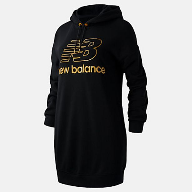 NB Athletics Village Hoodie Dress offre à 42€
