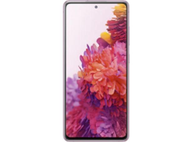 Samsung Galaxy s20 fe cloud lavender offre à 499,99€