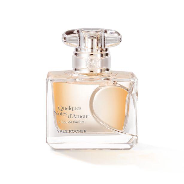 Quelques Notes D'Amour - Eau de Parfum 30ml offre à 12€