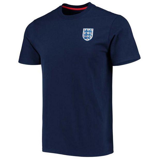 FA England Crest T Shirt Mens offre à 9€