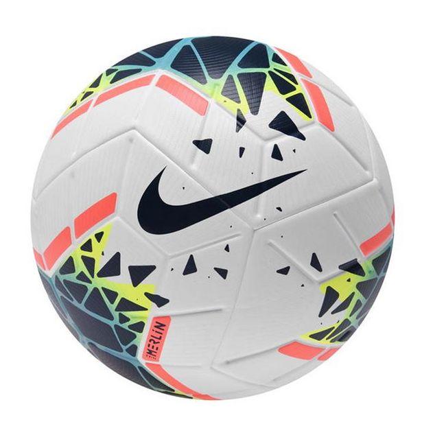 Nike Merlin Football Ball offre à 50,4€