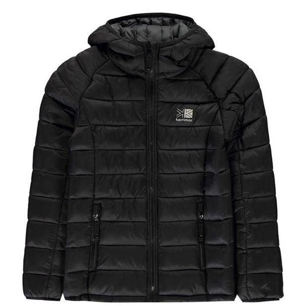Karrimor Hot Rock Insulated Jacket Junior Boys offre à 22,8€