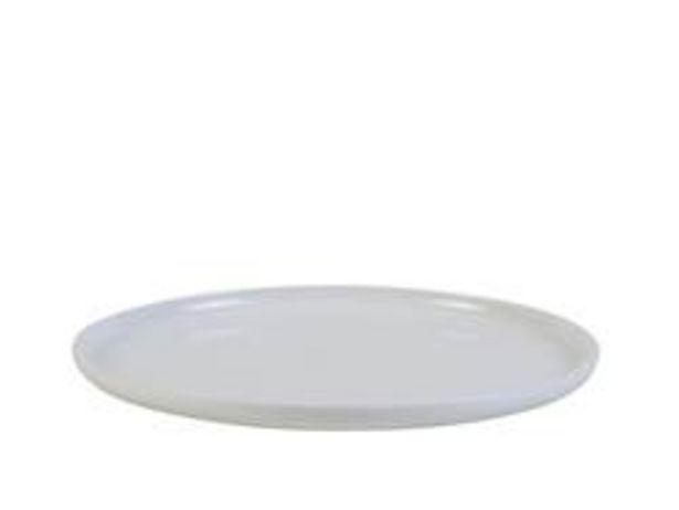 MOON Plat bord wit Ø 25 cm offre à 4,19€