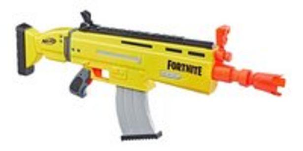 Nerf blaster Fortnite AR-L offre à 68,36€