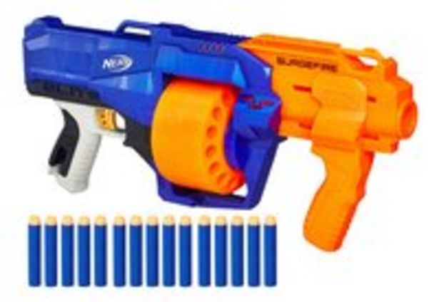 Nerf Blaster Elite Surgefire offre à 35,96€