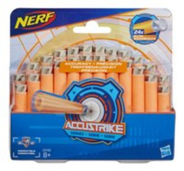 Nerf Elite N-Strike Accustrike refill - 24 stuks offre à 5,75€