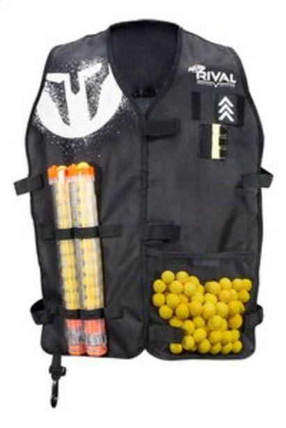 Nerf Rival Tactical Vest Phantom Corps offre à 22,46€