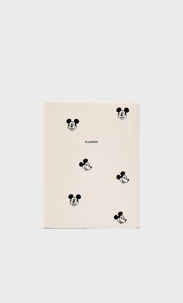 Agenda brodé Mickey Mouse offre à 15,99€