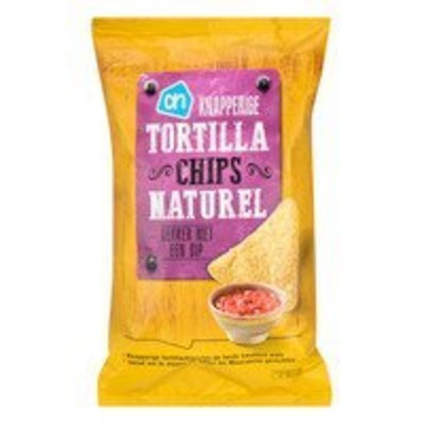 AH Tortilla chips naturel offre à 0,59€