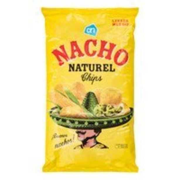 AH Nacho chips naturel offre à 1,49€