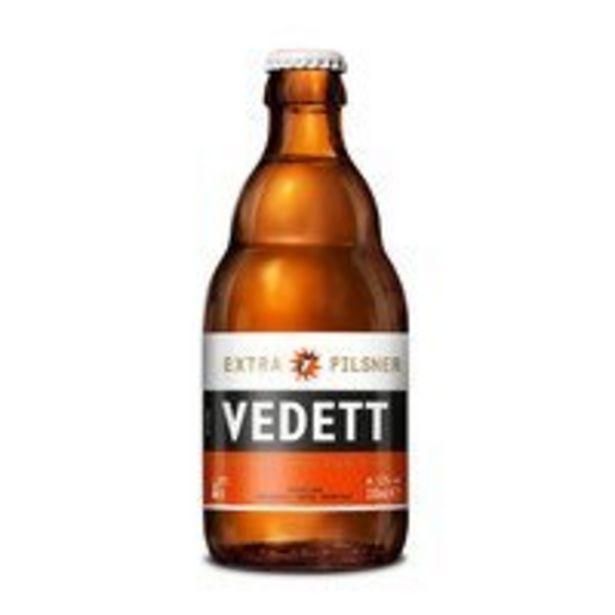 Vedett Extra Pilsner offre à 0,99€