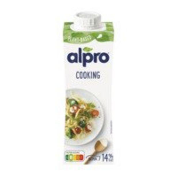 Alpro Cuisine offre à 1,59€
