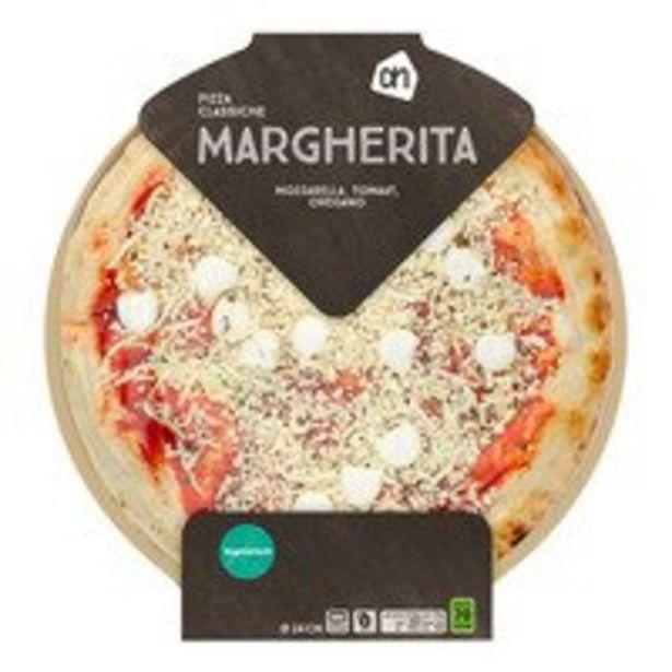 AH Pizza margherita offre à 3,99€
