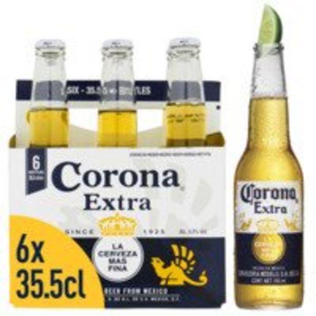 Corona Extra pils offre à 7,59€