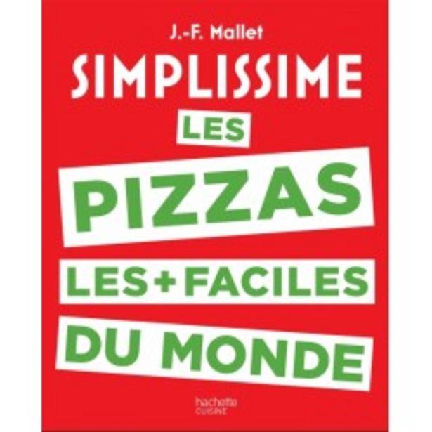 Simplissime Pizza offre à 16,75€