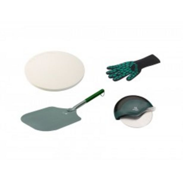 Pack Perfect Pizza Barbecue Large 4 pcs offre à 189€
