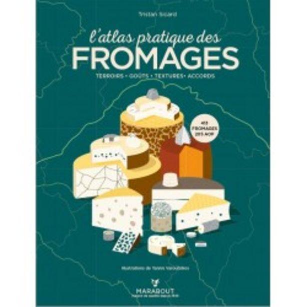 L'Atlas Pratique des Fromages offre à 28,05€