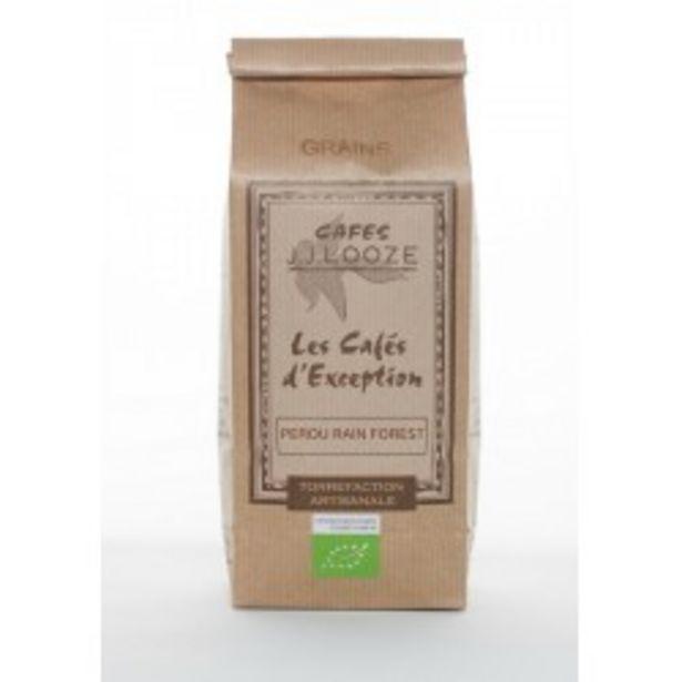 Café en Grains Bio Pérou 500 g offre à 15€