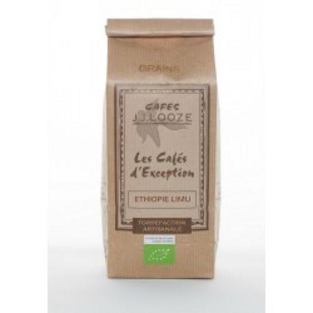 Café en Grains Bio Ethiopie Limu... offre à 17€
