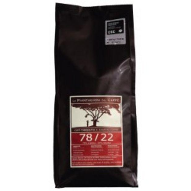 Espresso Rosso Café en Grains 1kg offre à 34,95€