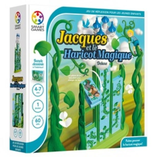 Jacques et le haricot magique Smartgame offre à 28€