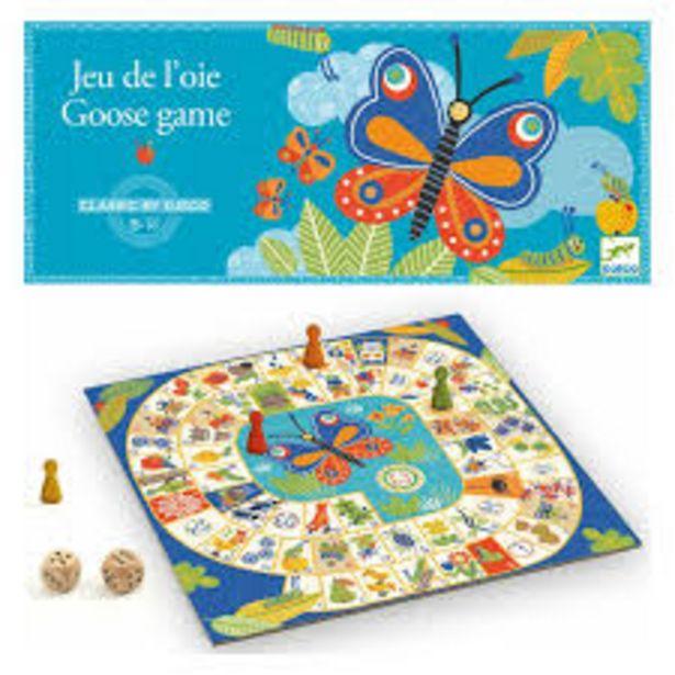 Jeu de l'Oie (Jeux Classiques Djeco) offre à 14€